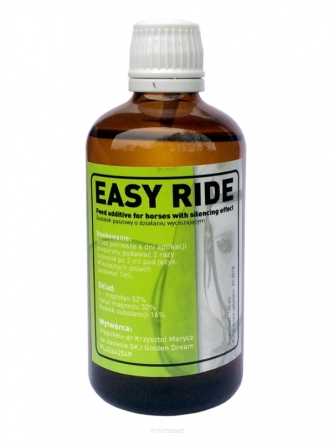 HIPPOVET+ Easy Ride 100ml