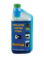 TRM Chelated Copper Syrup 1200ml
