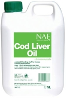 NAF Cod Liver Oil 1000ml