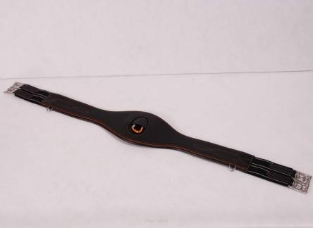 08849bef57352 DAW-MAG Popręg skórzany elastyczny