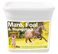 NAF Mare, Foal & Youngstock Supplement 1,8kg