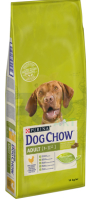 PURINA Dog Chow Adult Chicken & Rice z kurczakiem i ryżem 14kg