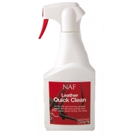 NAF Leather Quick Clean Spray 500ml