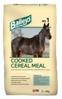 BAILEYS No. 1 Cooked Cereal Meal 20kg
