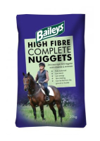 BAILEYS High Fibre Complete Nuggets - trawokulki 20kg