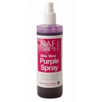 NAF Aloe Vera Purple Spray 240ml