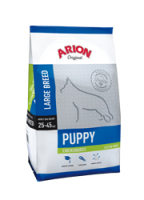 ARION Original Puppy Large Chicken&Rice 3kg